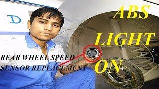 ABS warning light on   Hyundai i10,i20,Verna,garnd,elite,active   how to fix abs light glowing