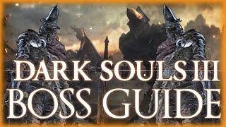 Скачать Dark Souls 3 ABYSS WATCHERS Boss Guide
