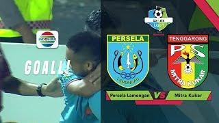 Goal! Saddil Ramdani - Persela (3) vs Mitra Kukar (1) | Go-Jek Liga 1 Bersama Bukalapak