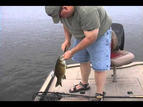 Smallmouth bass fishing trip to chequamegon bay near for Ashland wi fishing report