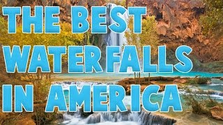 List Of Waterfalls In The Us
