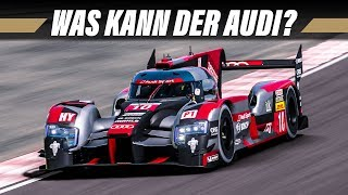 GRAN TURISMO SPORT Let's Play Deutsch – Audi R18 in Suzuka | 4K Online Gameplay German