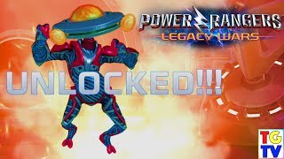 Power Rangers Legacy Wars - New Character Alpha 5 from Power Rangers Movie