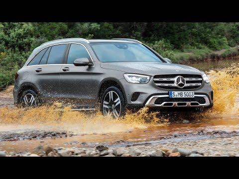 2020 Mercedes GLC - Off-Road Test!