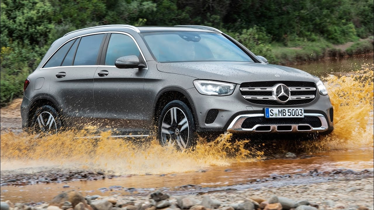 2020 Mercedes Glc Off Road Test Youtube