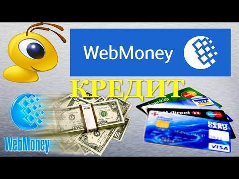 Как получить кредит в долларах на WebMoney?   Полный обзор.