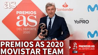 Premios AS 2020 | Movistar Team, Premio AS del Deporte 2020 | Diario AS