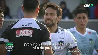 Tras la expulsión de Jorge Valdivia, ¿corre riesgo su renovación en Colo Colo?