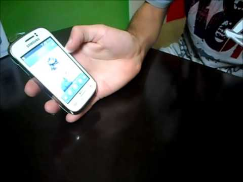 Video Analise - Samsung Galaxy Young