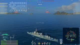 World of warships - A story about Strangers123