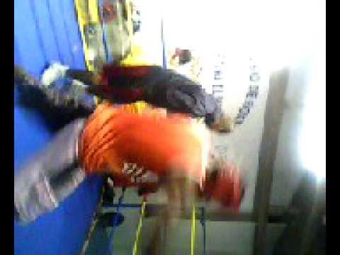 boxingboxe- fabio zunino academia atitude marreta boxe team part 13