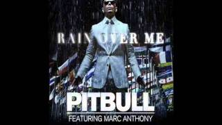 PITBULL-RAIN OVER ME-INSTRUMENTAL