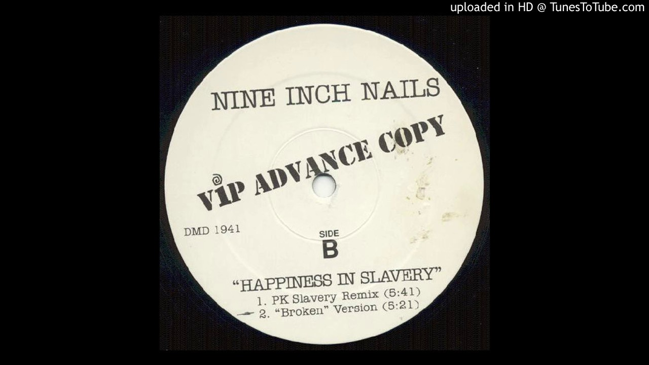 Nine Inch Nails - Happiness in Slavery (PK Slavery Mix) - YouTube