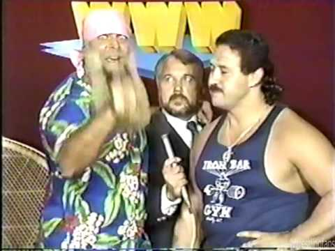 NWA World Wide Wrestling and NWA Pro WrestlingAugust 1986