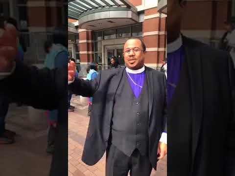 COGIC Founder Bishop C H Mason received Mantle from Bishop W J Seymour