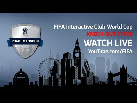 FIFA Interactive Club World Cup 2017 - Finals