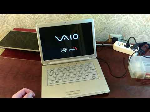 Юла + Авито / Sony Vaio с Авито. Не стыдная печатная машинка за 2000 руб