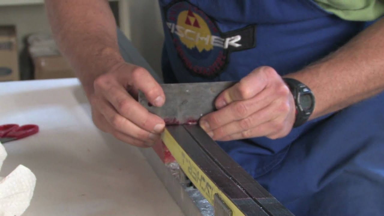 Grip Tape Removal Gear West Ski Run Youtube