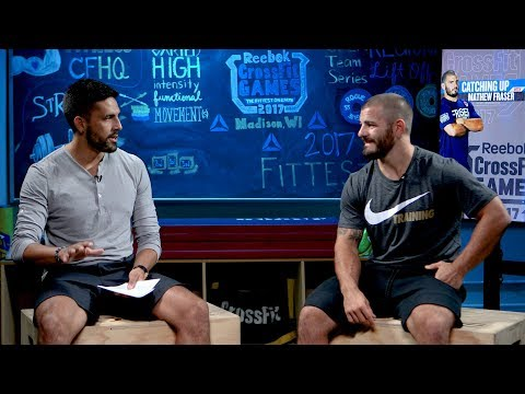 Update Studio: Checking in With Mathew Fraser