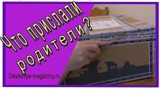 Посылка из Сибири.  Что присылают в Краснодарский край?