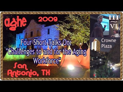 SA STGEC AGHE: Aging WorkForce (2009)