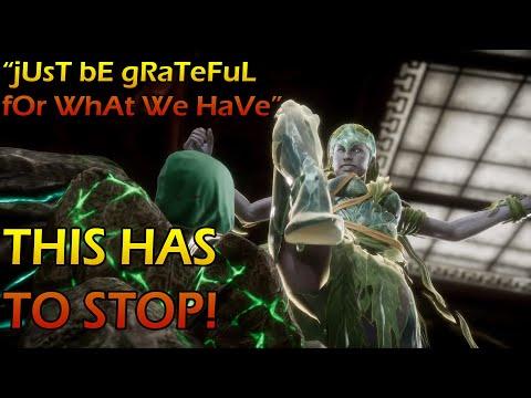 This Mindset Is Ruining Fighting Games | Mortal Kombat 11 Ultimate |