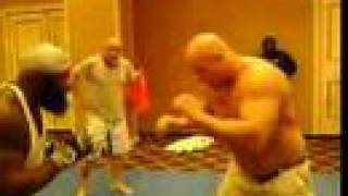Kimbo Slice vs Serbian - Fight ( HQ )