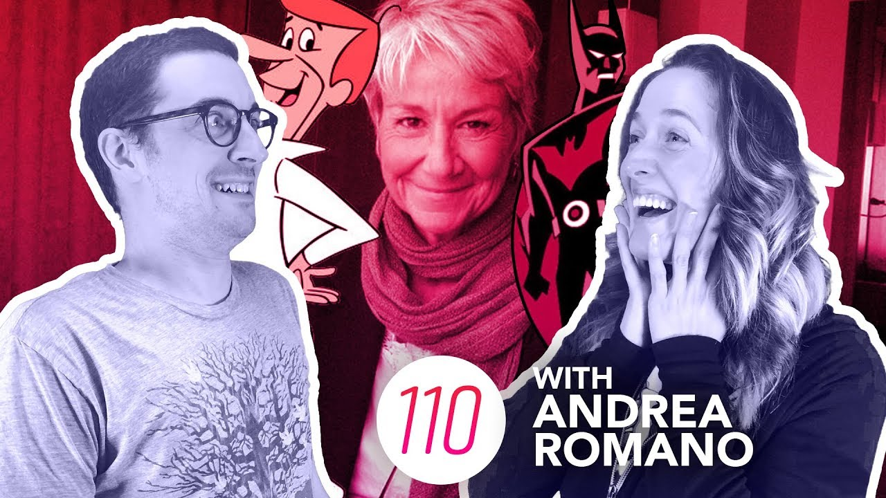 Download Voice Directing with Andrea Romano // Nerd On! The Podcast - Episode 110