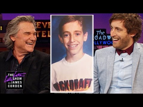 Thomas Middleditch Is the Ultimate Kurt Russell Super