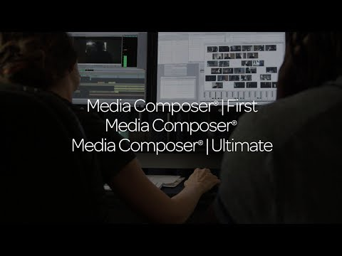 Meet the New Media Composer Family