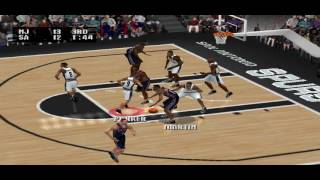 NBA Live 2003 PS1 Gameplay HD