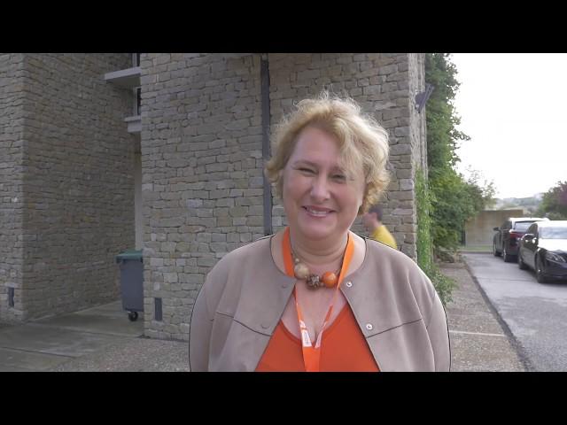 Genevieve SEVRIN Directrice Générale - CITÉS UNIES FRANCE