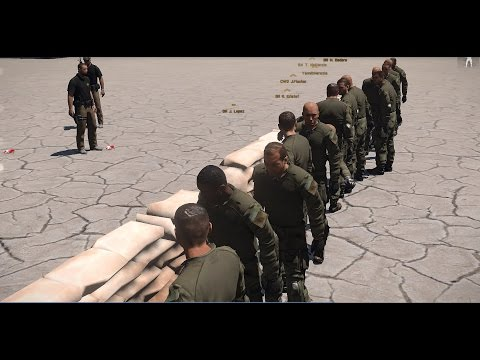 Arma 3 SEAL Team 3 BUD/S Phase 1