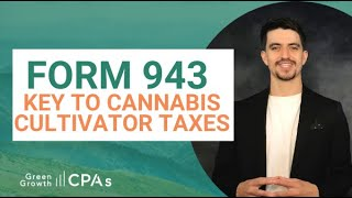 Cultivation Taxes: Demystifying Form 943