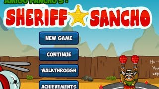 Amigo Pancho 3 Sheriff Sancho-Walkthrough