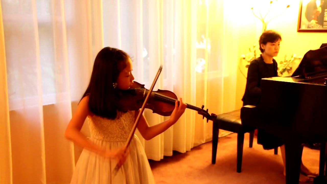 Wieniawski Caprice in A Minor - Jessica Jeon