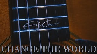 Eric Clapton - Change the World. Live At Budokan Hall, Tokyo, Japan, 4.12.2001