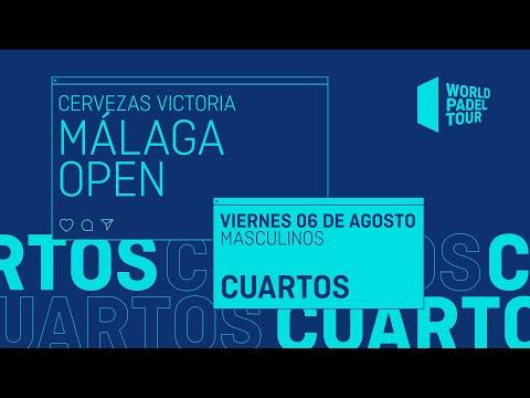Cuartos de final Masculinos - Cervezas Victoria Málaga Open 2021 - World Padel Tour