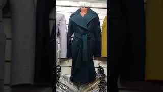 """Пальто фабрики LIDER в ТК """"Садовод"""" часть 6"""