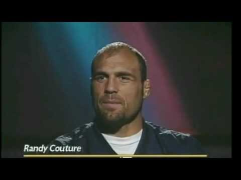 Randy Couture talks about training with Matt Thornton & SBG