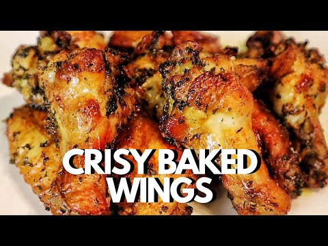 crispy-baked-chicken-wings-in-the-oven-|-easy-chicken-wing-recipes