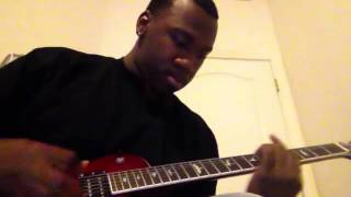 Anniversary Tony Toni Tone ( Guitar Quick Cover ) 2015