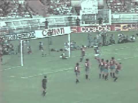 Michel Platini Goal - France 2 Spain 0 - Euro 1984 Final