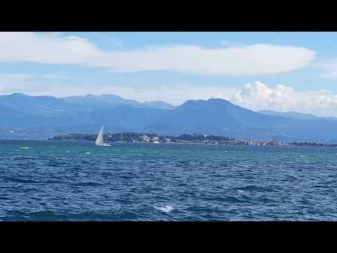 Италия. Озеро Гарда, какое же оно красивое! - GARDA STAR