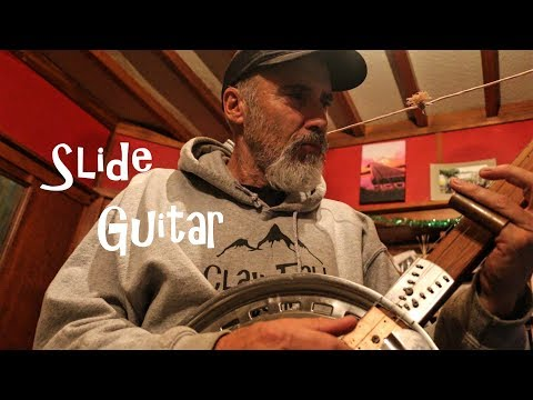 Slide guitar (Crank it up loud mate) Hunting pork & venison