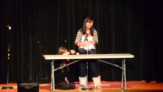 2014 Bronx Science Talent Show