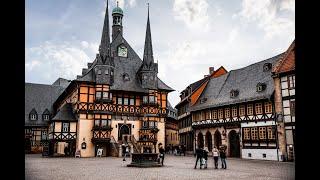 A walk through Quedlinburg and Wernigerode