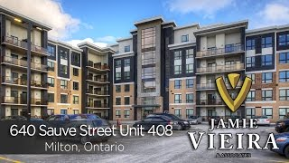 640 Sauve Street Unit 408, Milton