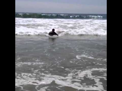 Charlie boogieboard