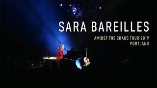 Sara Bareilles - Amidst the Chaos Tour 2019   Live in Portland